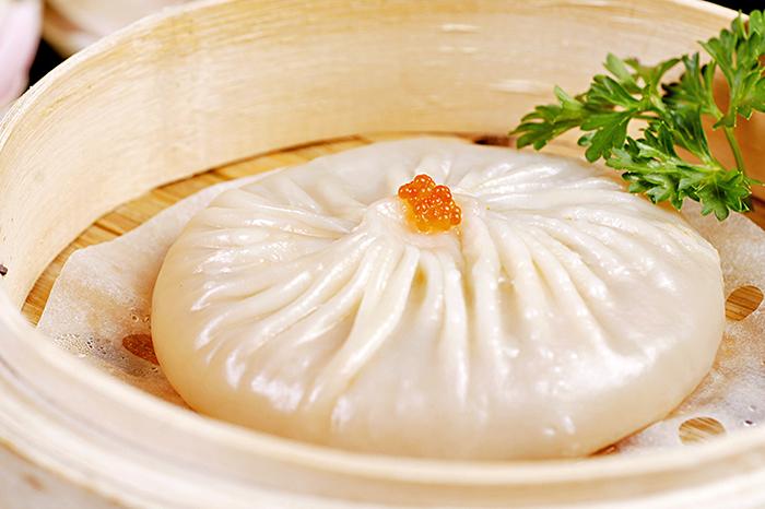만두 피 속 육즙이 가득한 해황탕포