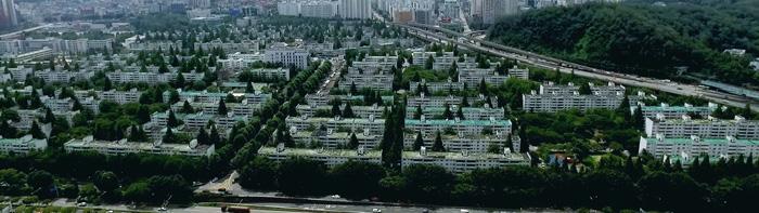 서울 서초구 반포 주공1단지 전경