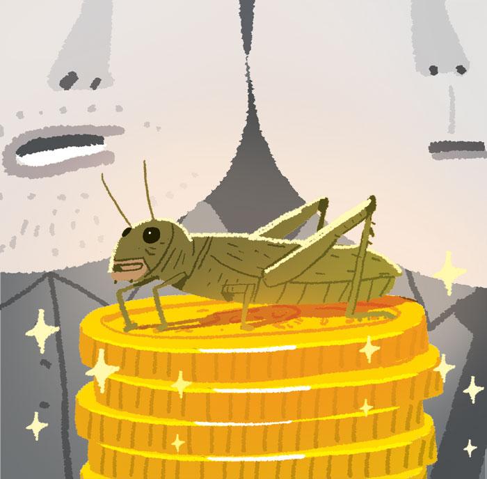 [Why] 범죄의 진화… 식용 곤충 열풍에  200억대 '귀뚜라미 사기' 까지