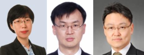 서혜숙(왼쪽부터), 최승재, 방이엽 변호사/바른 홈페이지, 법률신문 법조인대장