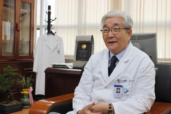 김성수 경희대한방병원장 / 경희의료원 제공