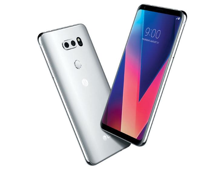 LG전자가 하반기 전략 스마트폰으로 출시하는 V30