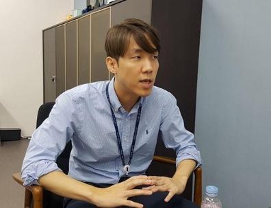 정경인 펄어비스 대표./김연지 인턴기자