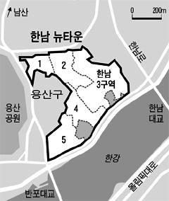 [단독] 속도 붙는 한남3구역…서울시 건축심의 사실상 통과