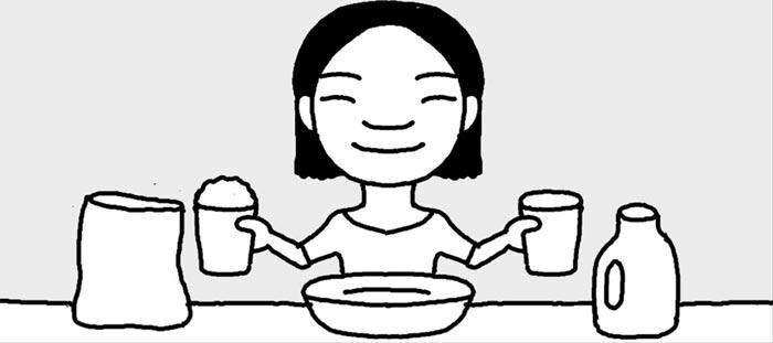 [리빙포인트] 말라버린 물티슈 활용법