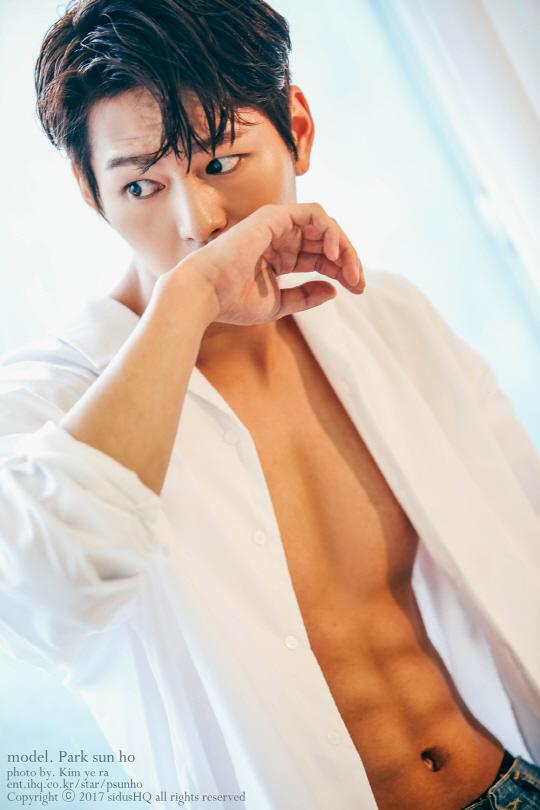 박선호, 소년미 벗고 남성미 입었다 [화보]