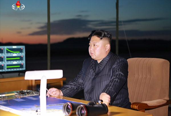 """北김정은, 트럼프 유엔 연설에 성명…""""사상 최고 초강경 대응 고려"""""""