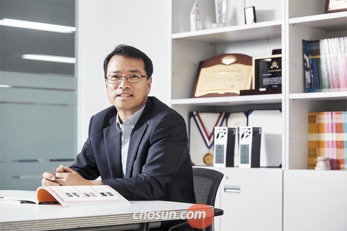 김원재 리틀팍스어학원 대표