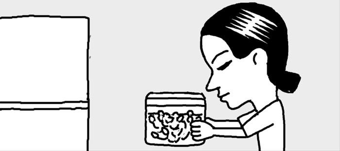 [리빙포인트] 콩나물 오래 두고 먹으려면