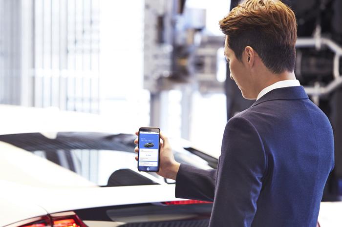 차량구매시 금융서비스… 방문·서류·전화없이 5분이면 한도 조회한다