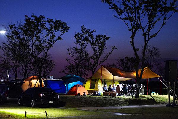 부산관광공사가 다음 달 21일부터 이틀간 '서부산 에코 생태 캠핑'을 개최한다.