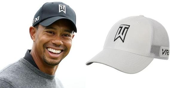 미국 골프 선수 타이거 우즈가 쓴 나이키 의 골프 모자는 유풍의 플렉스핏 제품이다.