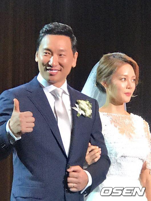 [Oh!쎈 현장]지코부터 워너원까지, 라이머♥안현모 결혼 빛낸 스타들