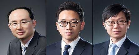 (왼쪽부터) 김운호, 여인범, 김민욱 변호사/ 법무법인 광장 홈페이지