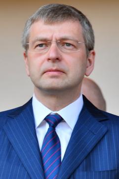 러시아의 억만장자 '드미트리 리볼로프레프' /사진=월스트리트저널 홈페이지
