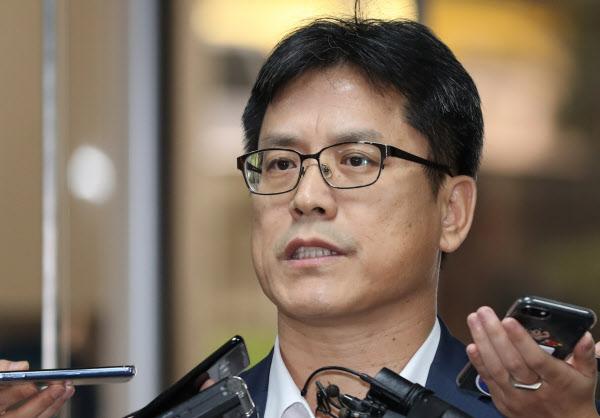 '보수단체 관제시위 지원' 허현준 전 청와대 행정관 구속