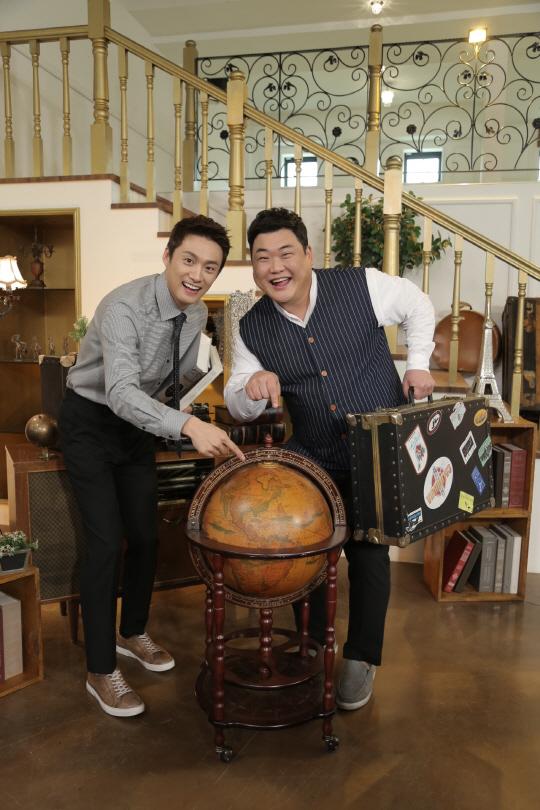 [공식] 김준현X오상진 '여행가.방' MC 확정…11월 첫 방송