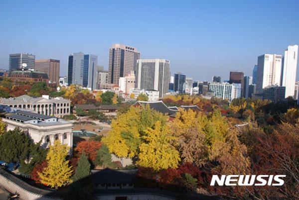서울 덕수궁.
