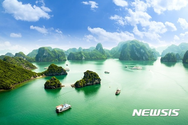 베트남 하노이.