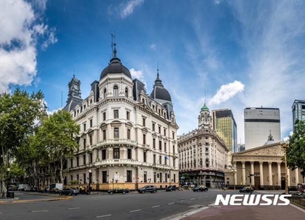 아르헨티나 부에노스아이레스.