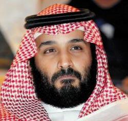 숙청 단행한 32세 사우디 빈살만 왕세자.