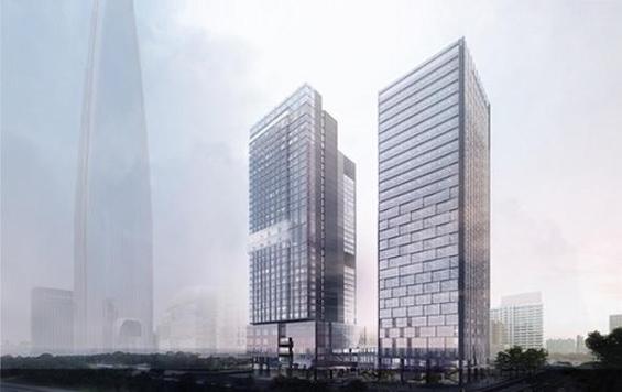 KT에스테이트가 서울 송파지사에 건립할 호텔 이미지. /KT에스테이트 홈페이지 캡처