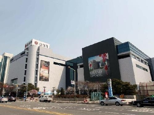 신세계 인천점. /조선일보