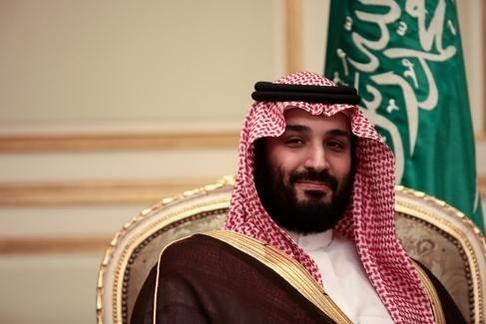 무함마드 빈살만 알사우드 사우디아라비아 왕세자/블룸버그 제공