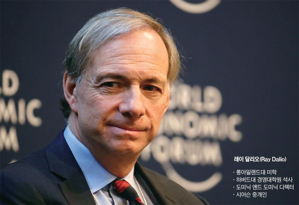 [글로벌 투자 대가: 레이 달리오 브리지워터 어소시에이츠 CEO]금융위기 예견한 투자의 달인… 세계 최대 헤지펀드 키우다