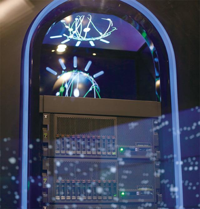 브리지워터는 컴퓨터 알고리즘을 이용한 경영 자동화 시스템 개발에 나섰다. 브리지워터는 인사부터 각종 경영적 판단까지 도맡아 하는 AI CEO를 곧 내놓을 예정이다. /블룸버그