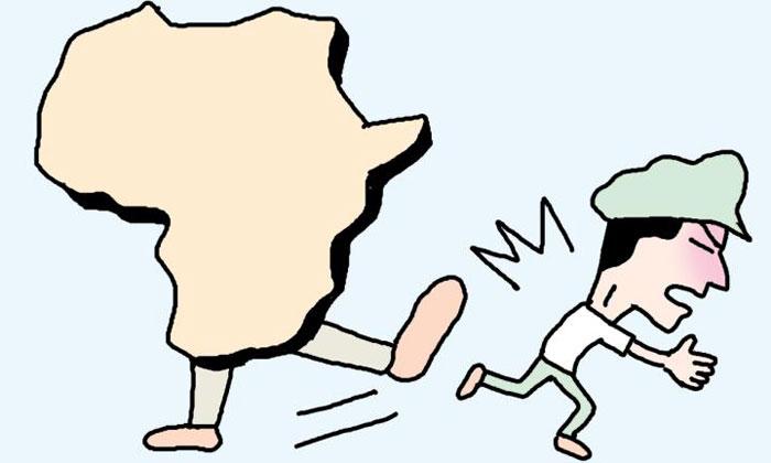 [만물상] 北에 등 돌리는 아프리카