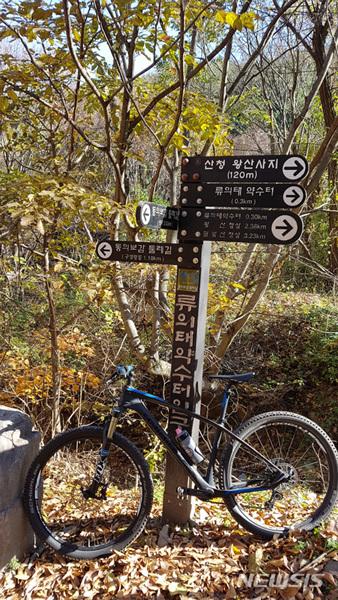 주말을 맞아 친구, 자전거 동호인들과 함께 경남 산청 동의보감촌 둘레길을 자전거로 둘러보는것도 좋을 듯 싶다.