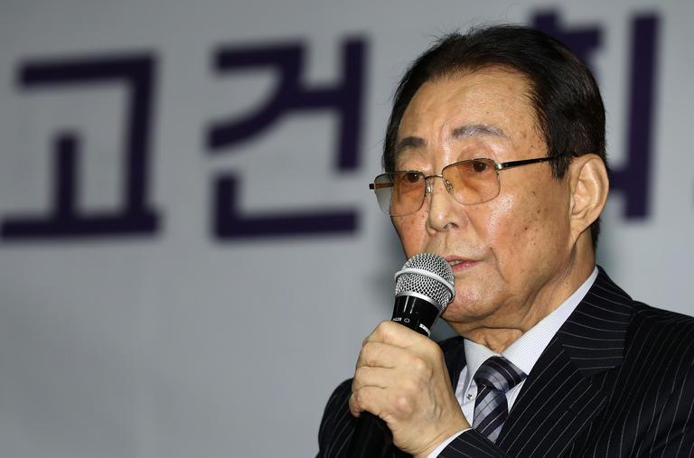 """고건 """"박근혜, 오만·불통·무능…아버지 기념사업이나 했어야"""""""