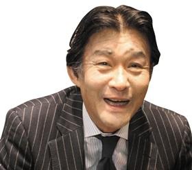 '긴자식스 리테일매니지먼트'의 구와지마 소이치로(桑島壯一郞·사진) 사장