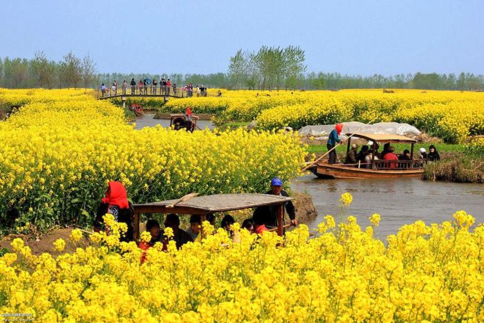 봄·여름이 기다려지는 中 강소성 여행지 3