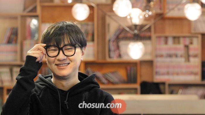 5일 서울 서교동 와이랩에서 만난 윤인완씨
