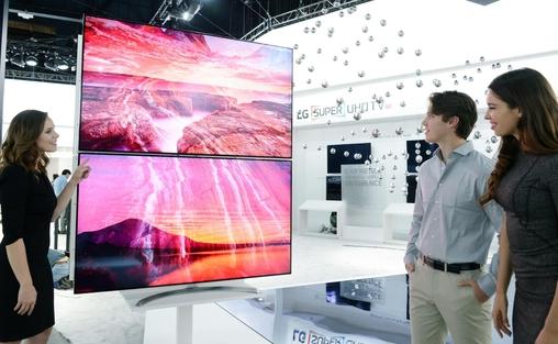 LG 나노셀 TV / LG전자 제공
