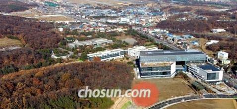 정부가 그린벨트를 해제하겠다고 밝힌 경기 성남시 금토동 일대. /박상훈 기자