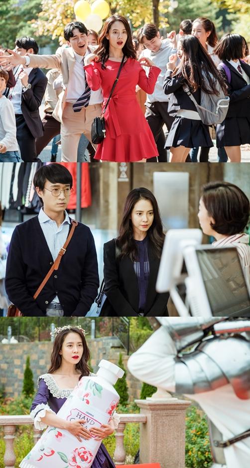 송지효X조우진,이색 조합 어떨까..tvN 단막극 오늘 방송