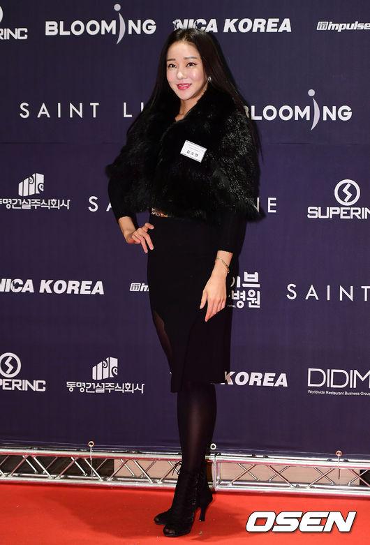 [사진]김소연, '아름다운 몸매 뽐내며'
