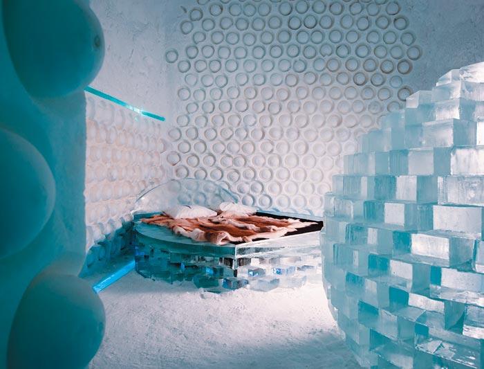 [정경원의 디자인 노트] [146] 얼음 침실에서의 하룻밤