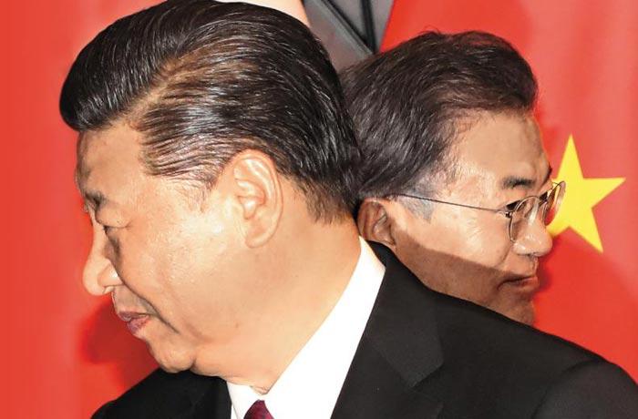 한달前 만났을 때도… 시진핑, 사드 얘기 꺼내더니
