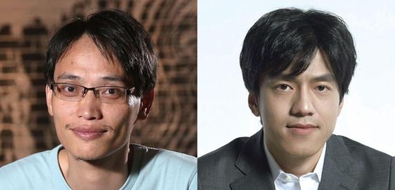 이투커지의 공동창업자인 린천시(왼쪽)와 주룽/이투커지 제공