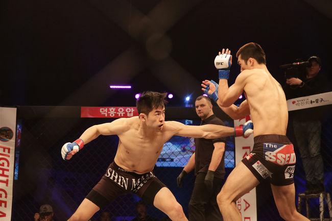 'TFC 16'  존스 vs 황영진, 밴텀급 타이틀전 확정