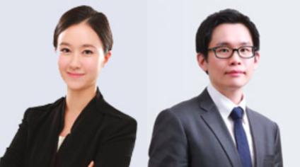 한정현(왼쪽), 전승재 변호사/바른 홈페이지