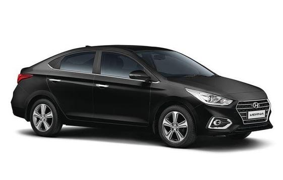 현대차 신형 엑센트. 해외에서는 베르나(인도), 쏠라리스(러시아) 등으로 판매된다./현대차 제공