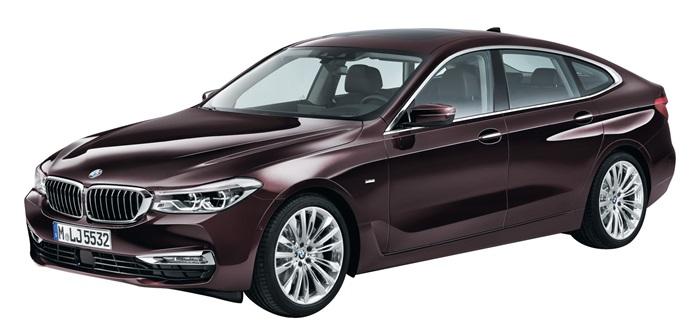 장거리와 고속 주행에 최적화된 럭셔리카, BMW 그란 투리스모.