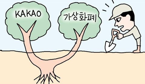 국내최대 가상화폐 거래소 '업비트'… 카카오가 2대 주주