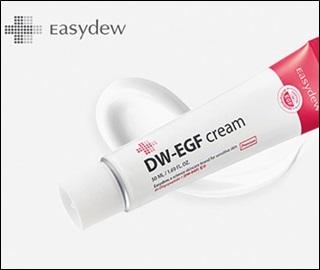 독자 개발 DW-EGF 성분, 피부 개선 효능 '입소문'