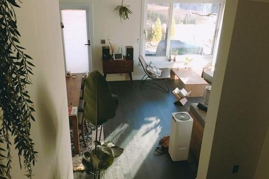 박푸름씨가 거주하고 있는 단독주택 내부. /독자 박푸름씨 제공